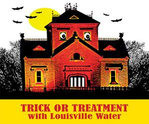 Trick or treat with Louisville Water