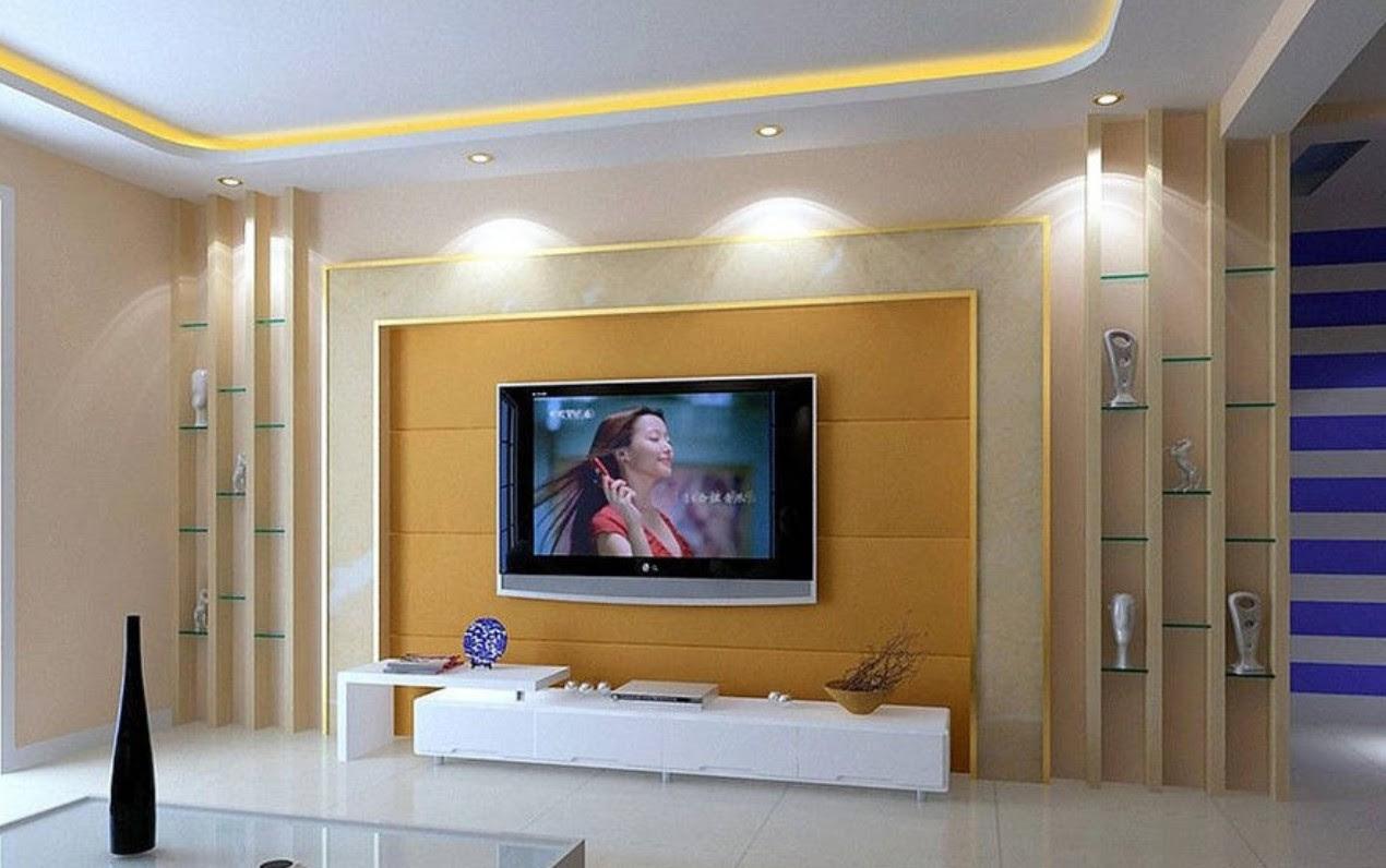 Living Room Lcd Tv Wall Unit Design Ideas Hawk Haven