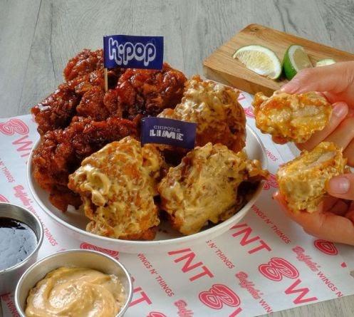 Buffalo's Wings N' Things NEW Boneless Chicken