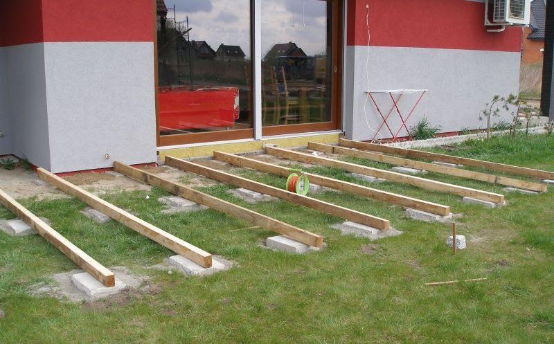 Sistemi di isolamento termico pavimento legno esterno leroy - Pavimenti da esterno leroy merlin ...