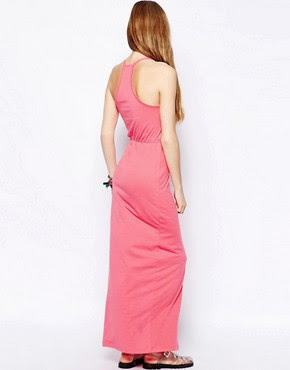 Image 2 of Only Jersey Maxi Dress