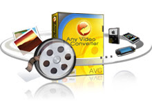 Any Video Converter = MPEG Converter + AVI Converter + FLV Converter + YouTube Video Converter + MP4 Converter