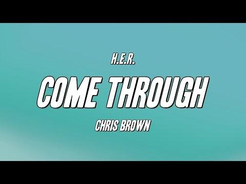 H.E.R. - Come Through Lyrics
