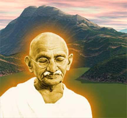 Risultati immagini per Mohandas Gandhi