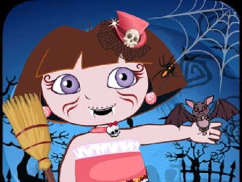 Juegos De Disfraces De Halloween Para Vestir Gratis Juegos De
