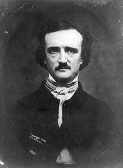 El narrador Edgar Allan Poe (1809-1849).
