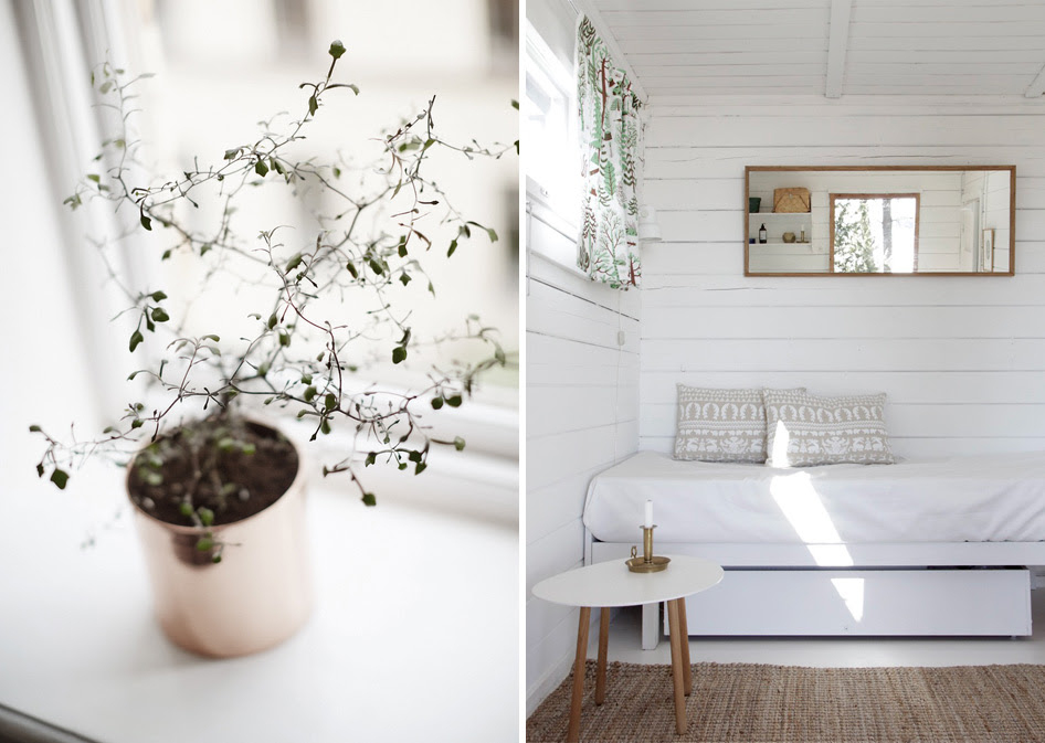 PALE BEDROOM INSPIRATION FOR THE LAST DAYS OF SUMMER ...
