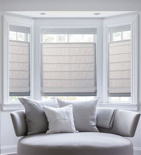 ultimate guide  blinds  bay windows roman