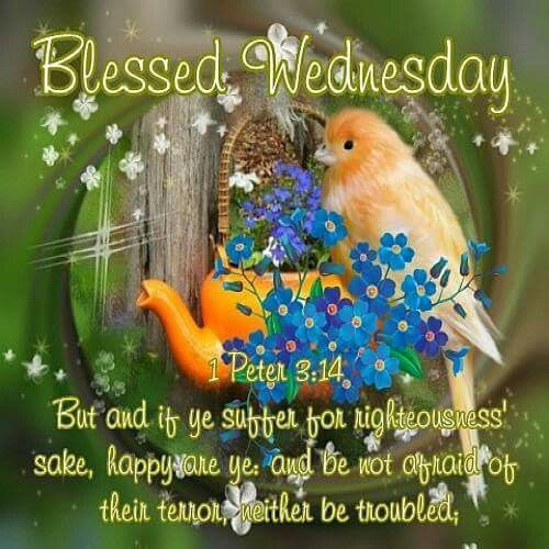 Blessed Wednesday Quote Pictures Photos And Images For Facebook