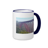 New River Gorge Bridge Mugs