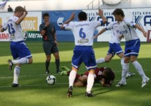 И Воронин не помог: Динамо проиграло Рубину