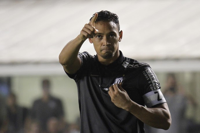 Ricardo Oliveira Santos Avaí (Foto: Lucas Baptista / Agência Estado)