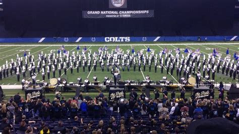 Pride Of Broken Arrow Marching Band Wins National