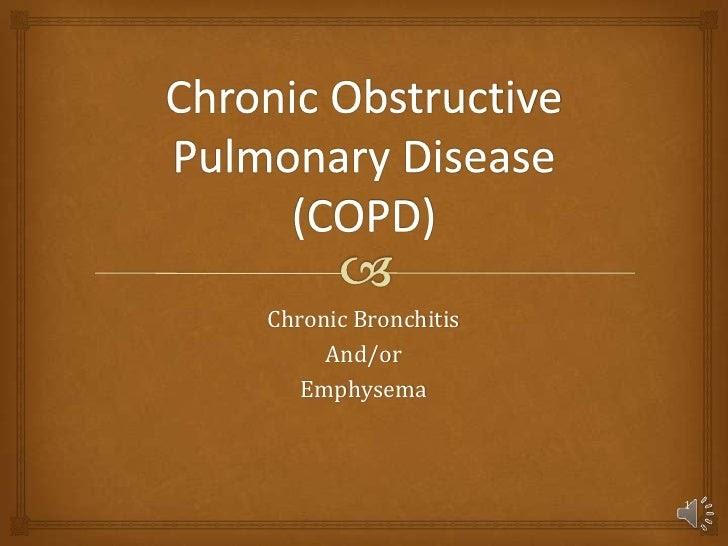 Copd Case Study Presentation Ppt - Hirup w