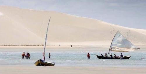 Praias do Litoral Oeste do Ceará