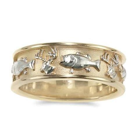 Trendy wedding rings in 2016: Koi fish wedding ring