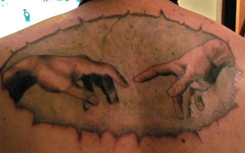 Image and Likeness - Renaissance by Peter Ponk Tattoo Artist - Darwin