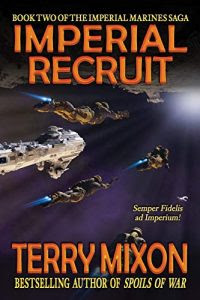 Imperial Recruit by Terry Mixon