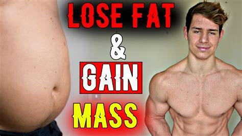 lose fat  losing muscle burn fat