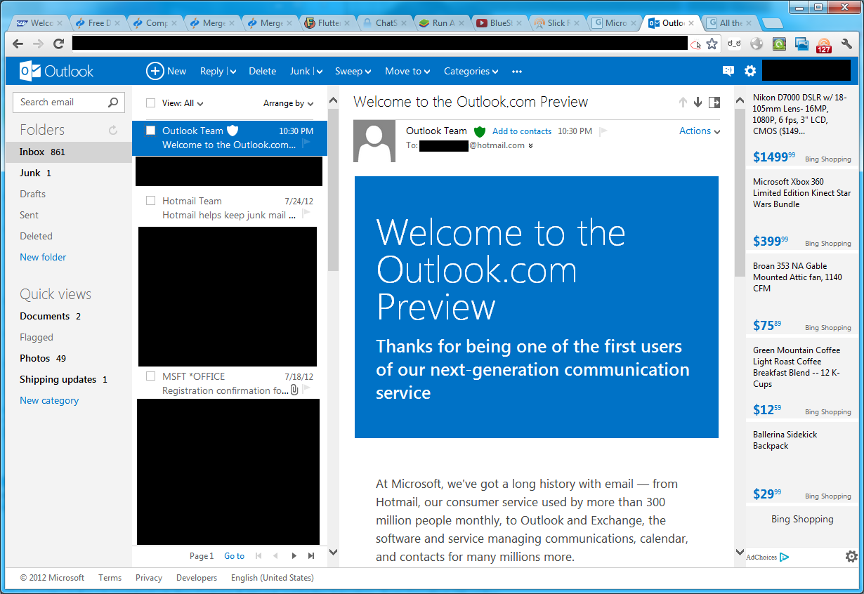 New Hotmail on Outdated Penang Uncle blogspot dot com