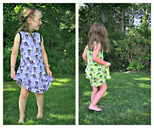 Fairy dress Collage