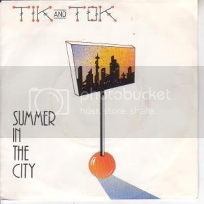 Tik and Tok - Summer in the City