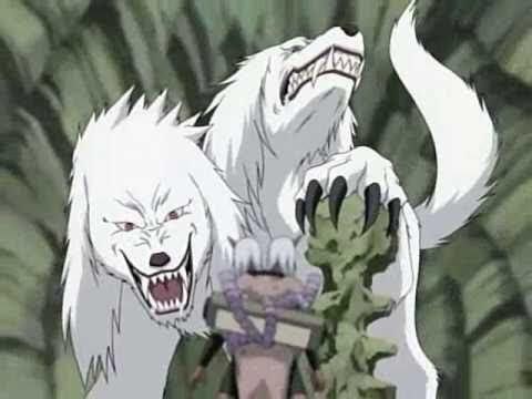 Narutoの犬塚キバって弱すぎない まんがとあにめ