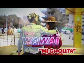 """Wawai """"mi cholita"""" - Erickiño con Warmi Rosa (Parodia musical)"""