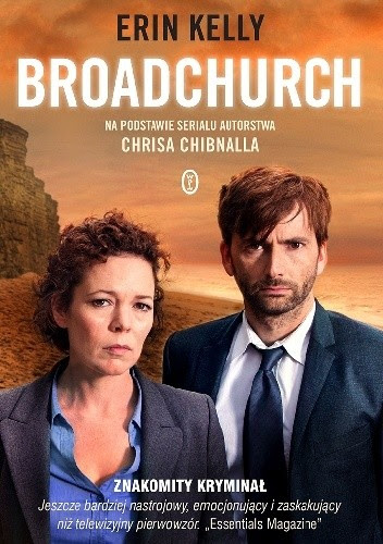 Okładka książki Broadchurch