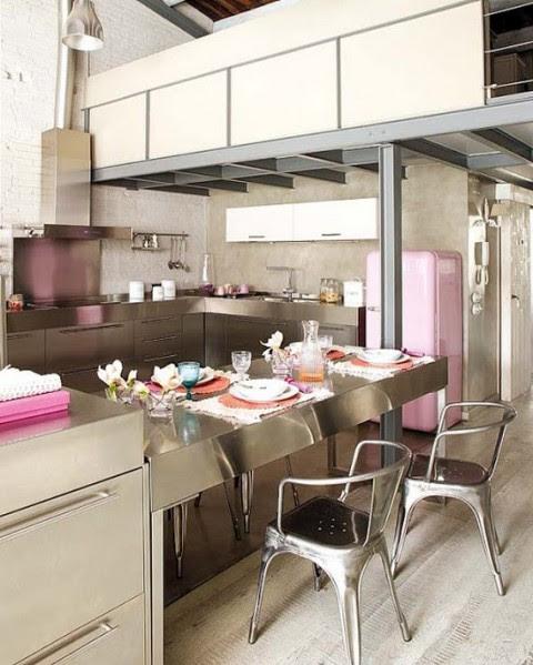 loft con detalles vintage5