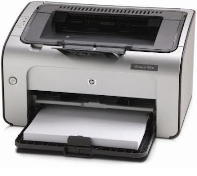 HP Laserjet P1006 printer - Review
