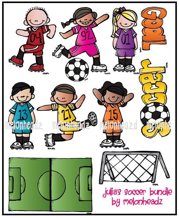 Julia's soccer bundle