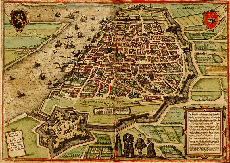 File:City of Antwerp, 1572.jpg
