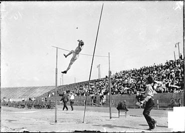 athletics at the 1904 summer olympics c men\'s pole vault