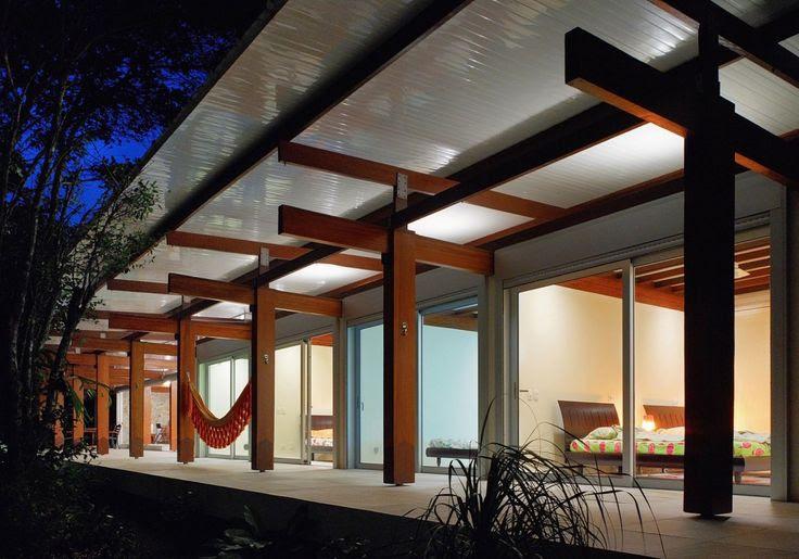 House in Preta Beach by Nitsche Arquitetos Associados (20)
