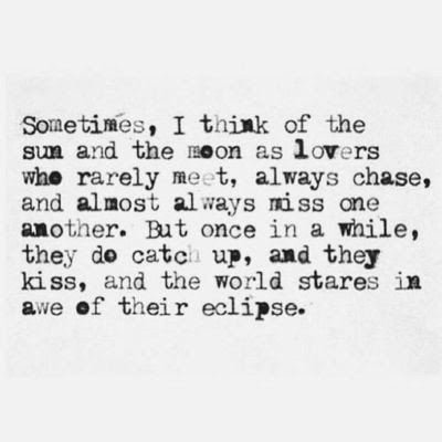 Sun And Moon Love Quotes Tumblr