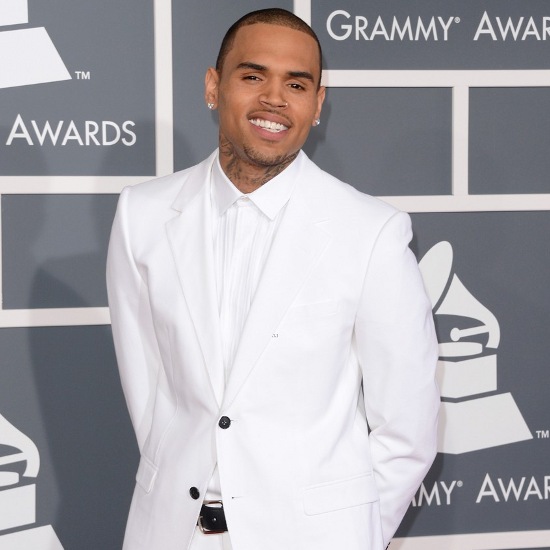 2013 Grammy Awards, Chris Brown