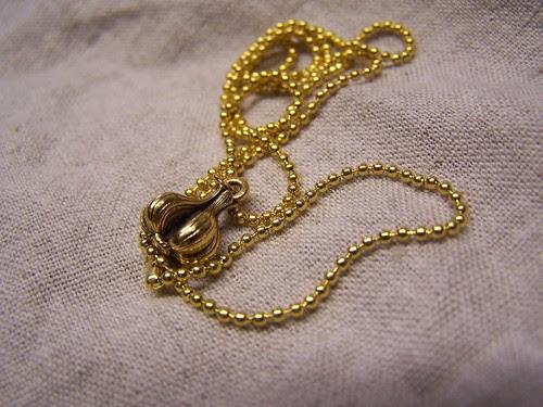 """gold tone silver tone 18"""" chain"""