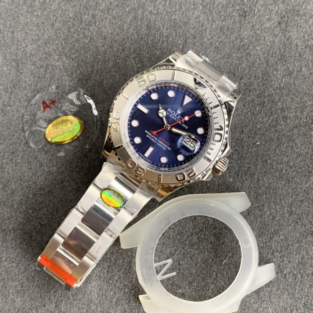Noob Rolex YachtMaster Blue