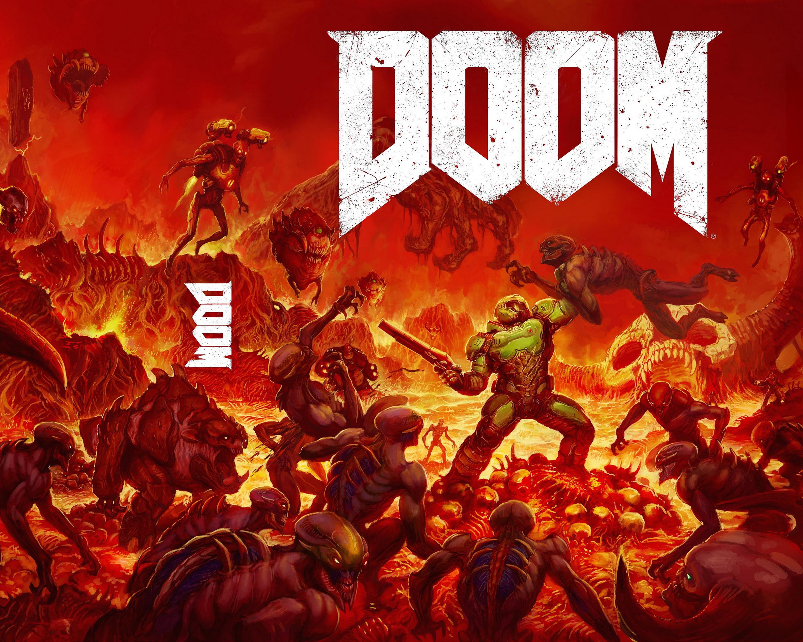 Game Wallpapers Cd Official Custom 065 Destiny Doom