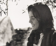 young woman 1960
