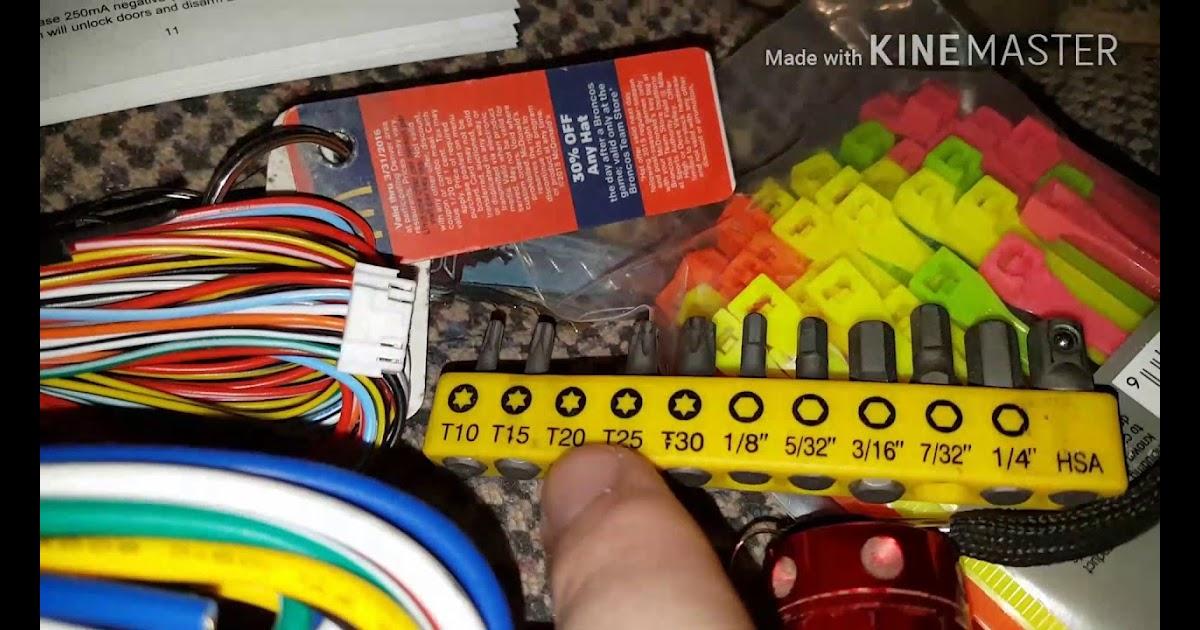 31 Bulldog Remote Start Wiring Diagram
