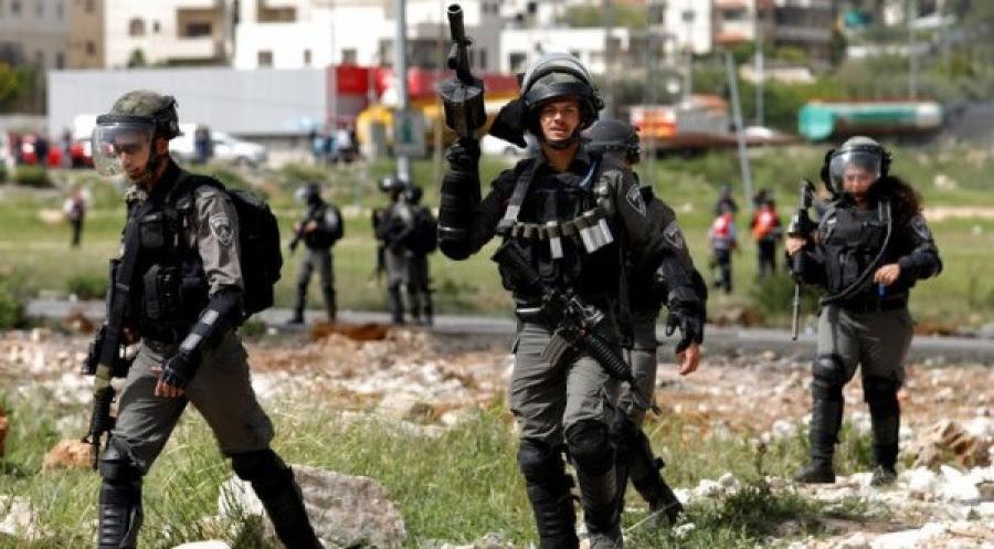 Ο ισραηλινός στρατός απέκλεισε τη Ραμάλα