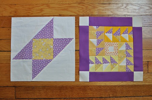 June Challenge Blocks