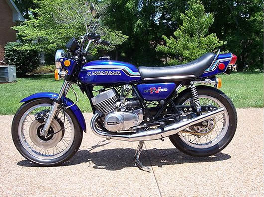 Two Allen Millyard Specials For Sale Kawasaki H2 1000 4
