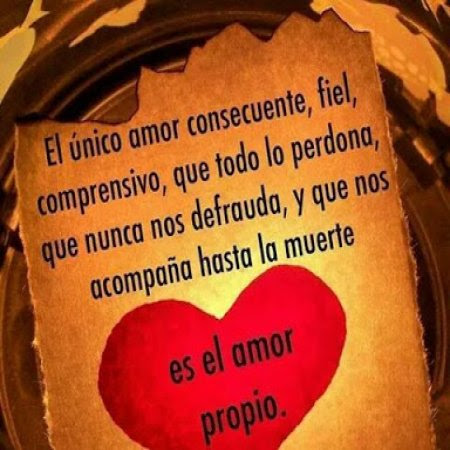 Frase Importante Sobre El Amor Propio Imagenes Bonitas Frases