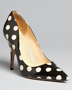 Kate Spade Licorice Pumps