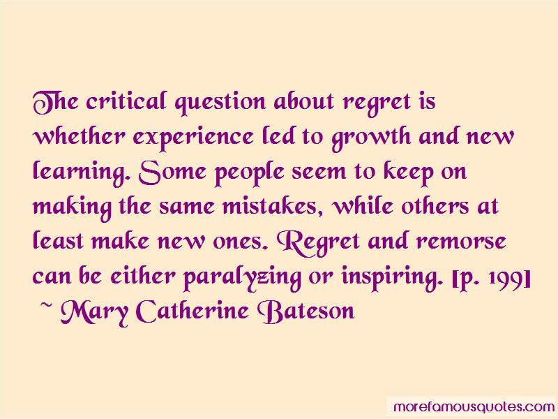 Quotes About Experience And Mistakes Top 39 Experience And Mistakes