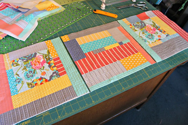 Maureen Cracknell Handmade A Quilt As You Go Tutorial