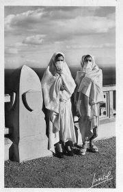 Hayek algerois - vêtement traditionnel algérien!